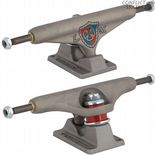 "INDEPENDENT ""Mountain"" Skateboard trucks 139  8.0"" Indy Hollow Lance Shield Pool  GREY"